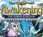 Awakening: The Goblin Kingdom Collector's Edition for Mac Game