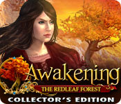 Awakening: The Redleaf Forest Collector's Edition for Mac Game