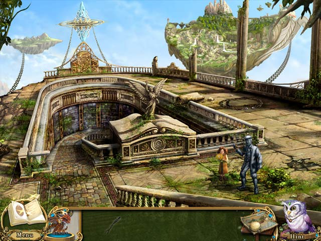 Gra Awakening: The Skyward Castle Collector's Edition Gra Bezpłatne