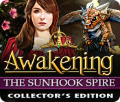 Awakening: The Sunhook Spire Collector's Edition Game Featured Image