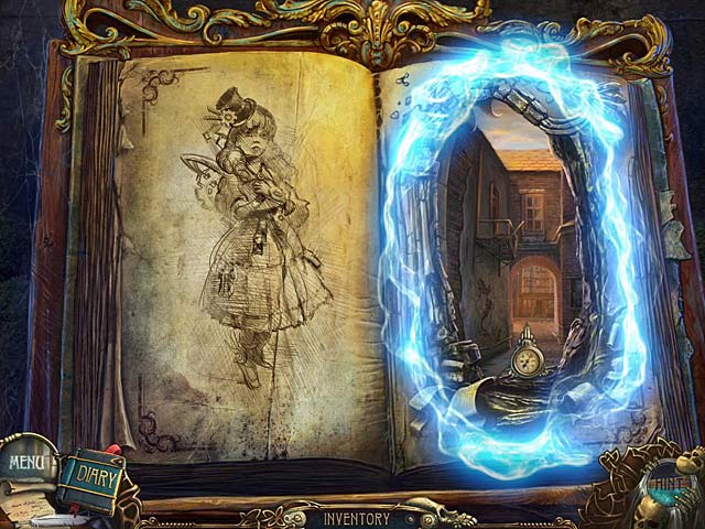 Azada : In Libro Collector's Edition - Screenshot