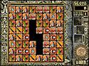 in-game screenshot : Aztec Blocks (og) - Montezuma will have his Match 3 revenge!