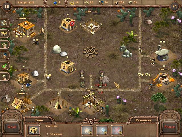Aztec Tribe   Games