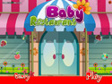 Baby Restaurant - Online Screenshot-1