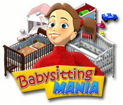 Babysitting Mania Game Featured Image