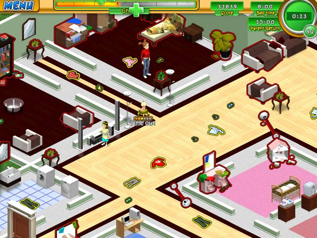 Click To Download Babysitting Mania