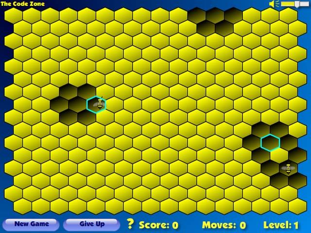 Image Baffle Bees