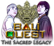 Bali Quest for Mac Game
