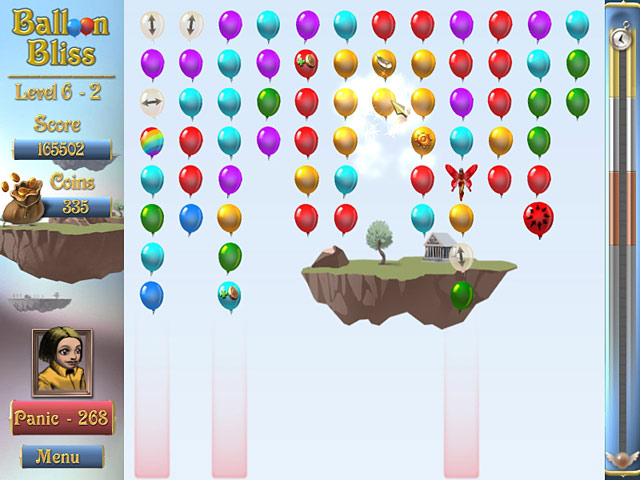 Balloon Bliss screenshot 1