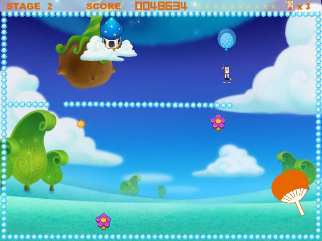 Image Balloon & Maze