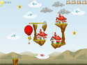 in-game screenshot : Balloons Mail (og) - Deliver the mail!