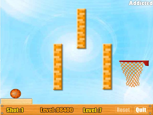 Image Basketball: A New Challenge