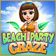 Free online games - game: Beach Party Craze