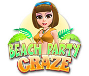 Beach Party Craze Game Featured Image