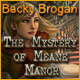 Becky Brogan: The Mystery of Meane Manor - Free game download