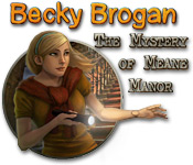 Becky Brogan: The Mystery of Meane Manor Game Featured Image