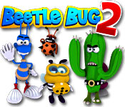 Beetle Bug 2 Feature Game