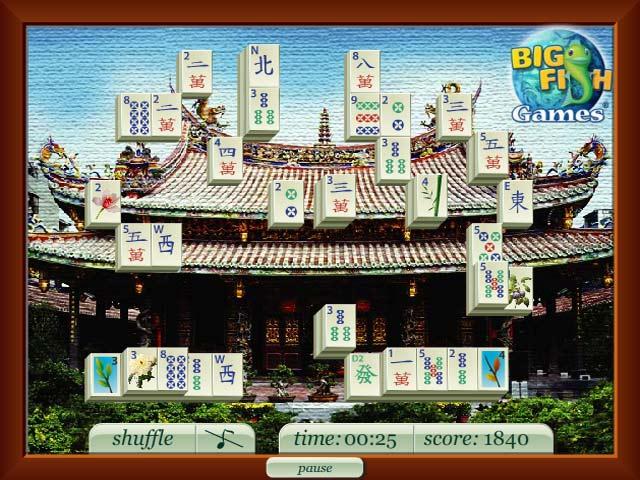 Image Beijing Mahjongs