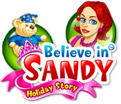 Believe in Sandy: Holiday Story Feature Game