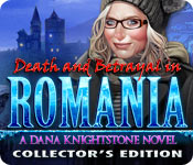 Death and Betrayal in Romania: A Dana Knightstone Novel Collector's Edition Game Featured Image
