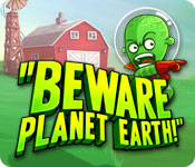 Beware Planet Earth! Game Featured Image
