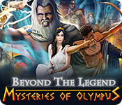 Beyond the Legend: Mysteries of Olympus for Mac Game