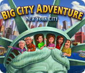 Big City Adventure: New York City Walkthrough