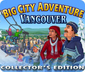 Big City Adventure Vancouver Collector's Edition Game