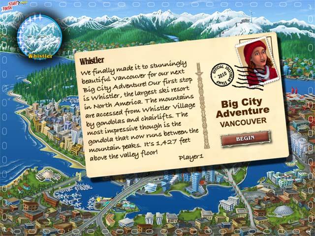 Bezpłatne pobieranie Big City Adventure: Vancouver Collector's Edition