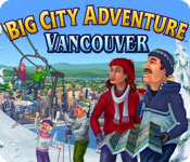 Big City Adventure: Vancouver - Standard Edition