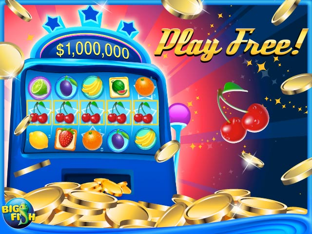 Big fish casino free download full version for Big fish games free download full version