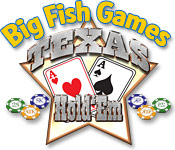 Big Fish Games Texas HoldEm Feature Game