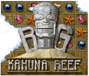 Big Kahuna Reef feature