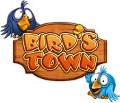 Bird's Town casual game - Get Bird's Town casual game Free Download