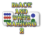 Black and White Mahjong 2 - Online