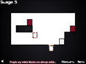 Solve tricky puzzles in Blockage!