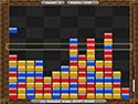 Match-3 fun with stacking blocks!