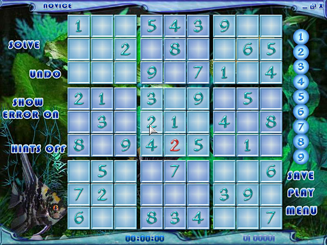 Blue Reef Sudoku Screenshot http://games.bigfishgames.com/en_bluereefsudoku/screen1.jpg