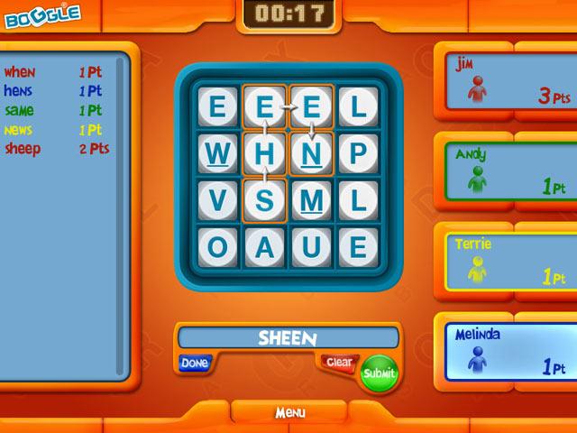 Boggle Spiel Online