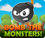 Bomb the Monsters! Game Featured Image