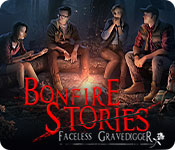 Bonfire Stories: Faceless Gravedigger for Mac Game