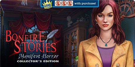 Bonfire Stories: Manifest Horror Collector's Edition