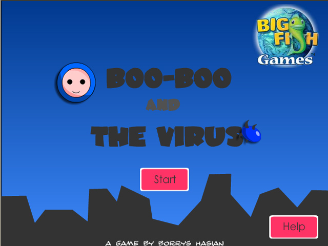 Boo-Boo and the Virus