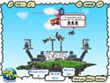 in-game screenshot : Boozoids (og) - Bomb the Boozoids!