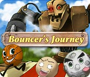 Bouncer's Journey Game Featured Image