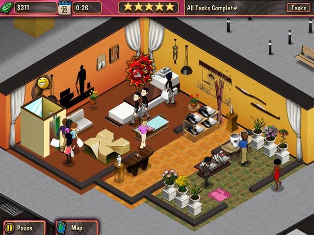 Boutique Boulevard: Screenshot 2