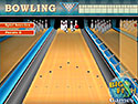 in-game screenshot : Bowling (og) - Bowling fun, without the ugly shoes!