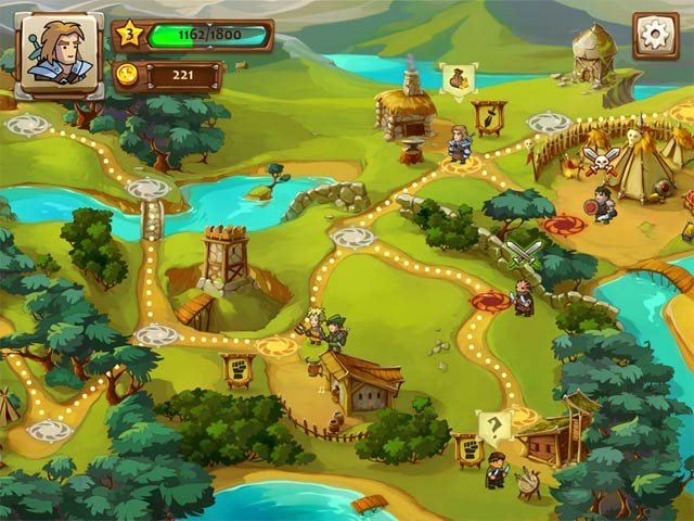 Braveland free download full version for Land big fish