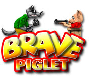 Brave Piglet Game Featured Image