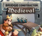 BRIDGE CONSTRUCTOR: Medieval for Mac Game
